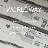 AD5247BKSZ5-RL7 - Analog Devices Inc - 디지털 전위차계 IC