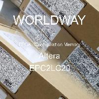 EPC2LC20 - Altera Corporation - FPGA  - 配置存储器