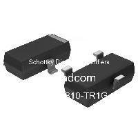 HSMS-2810-TR1G - Broadcom Limited - ショットキーダイオードおよび整流器