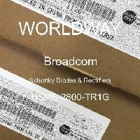 HSMS-2800-TR1G - Broadcom Limited - Diodos e retificadores Schottky