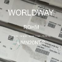 UMN20NTR - Rohm Semiconductor - Diodes - Usage général, alimentation, commuta