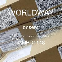 MMBD4148 - NTE Electronics Inc - Diodi - Uso generico, alimentazione, commutaz