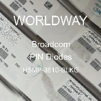 HSMP-3810-BLKG - Broadcom Limited - Diodos PIN
