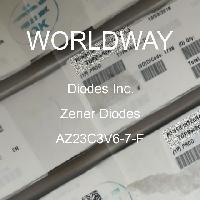 AZ23C3V6-7-F - Zetex / Diodes Inc - Zener Diodes