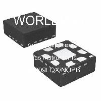LM4809LQX/NOPB - Texas Instruments