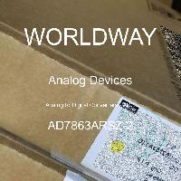 AD7863ARSZ-2 - Analog Devices Inc - Analog to Digital Converters - ADC