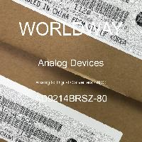 AD9214BRSZ-80 - Analog Devices Inc - Analog to Digital Converters - ADC