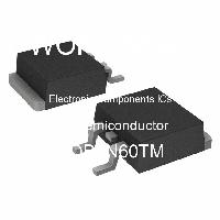 FQB6N60TM - ON Semiconductor