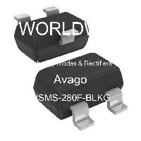 HSMS-280F-BLKG - Broadcom Limited - Schottky Diodes & Rectifiers