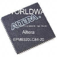 EPM9320LC84-20 - Intel Corporation - CPLD  - 复杂可编程逻辑器件