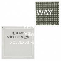 XC5VLX50T-2FFG665C - Xilinx