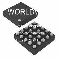 BQ25120YFPR - Texas Instruments