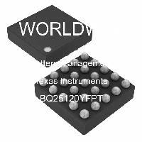 BQ25120YFPT - Texas Instruments