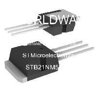 STB21NM50N-1 - STMicroelectronics - 전자 부품 IC