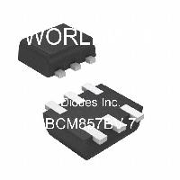 BCM857BV-7 - Diodes Incorporated
