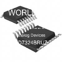AD7324BRUZ - Analog Devices Inc - Analog to Digital Converters - ADC