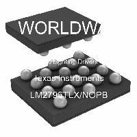 LM2796TLX/NOPB - Texas Instruments