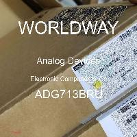 ADG713BRU - Analog Devices Inc - 전자 부품 IC