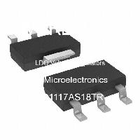 LD1117AS18TR - STMicroelectronics