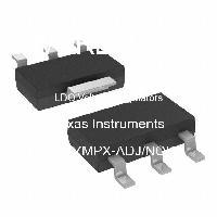 LM1117MPX-ADJ/NOPB - Texas Instruments