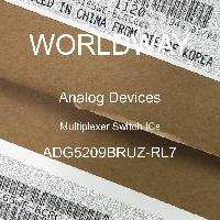 ADG5209BRUZ-RL7 - Analog Devices Inc - Multiplexer Switch ICs
