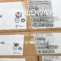 MAX19708ETM+T - Maxim Integrated Products - Đa kênh ADC / DAC