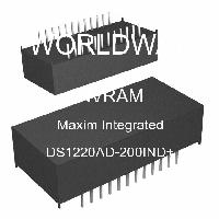 DS1220AD-200IND+ - Maxim Integrated Products