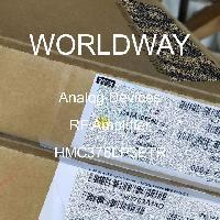 HMC376LP3ETR - Analog Devices Inc - 射频放大器