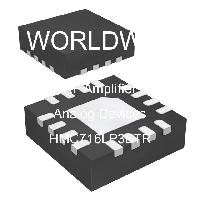 HMC716LP3ETR - Analog Devices Inc - 射频放大器