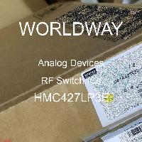 HMC427LP3E - Analog Devices Inc - RF Switch ICs