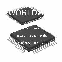 ADS8381IPFBT - Texas Instruments - Convertidores analógicos a digitales - ADC