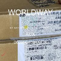 06035C102KAT2A - AVX Corporation - Multilayer Ceramic Capacitors MLCC - SMD/SMT