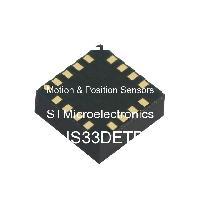 LIS33DETR - STMicroelectronics - Motion & Position Sensors