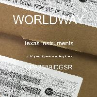 OPA2889IDGSR - Texas Instruments - High Speed Operational Amplifiers