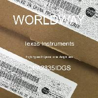 OPA2835IDGS - Texas Instruments - High Speed Operational Amplifiers