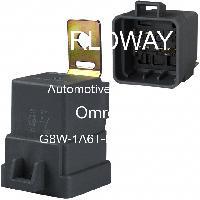 G8W-1A6T-F-R-DC12 - Omron Electronics Inc-EMC Div - Automotive Relays