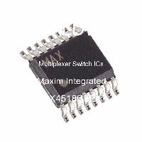 MAX4518CEE+T - Maxim Integrated Products - 멀티플렉서 IC