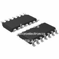HCF4069UM013TR - STMicroelectronics