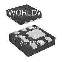 AON2401 - Alpha & Omega Semiconductor