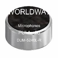 DUM-5246L-R - PUI Audio - Micrófonos