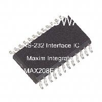 MAX208ECWG+T - Maxim Integrated Products - RS-232 Interface IC