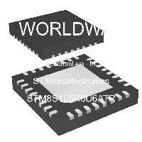 STM8S105K6U6ATR - STMicroelectronics