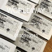 0190010010 - Molex - 전자 부품 IC