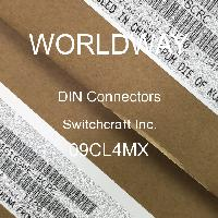 09CL4MX - Switchcraft Inc. - DIN Connectors