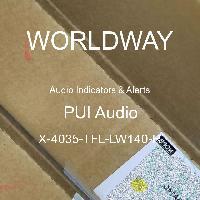 X-4035-TFL-LW140-R - PUI Audio - Audio Indicators & Alerts