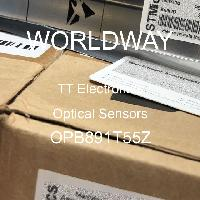 OPB891T55Z - TT Electronics - Sensores Óticos