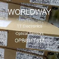 OPB891T51Z - TT Electronics - 光学传感器