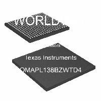 OMAPL138BZWTD4 - Texas Instruments