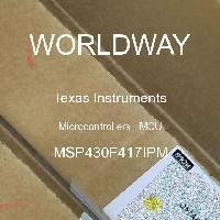 MSP430F417IPM - Texas Instruments - Microcontroladores - MCU