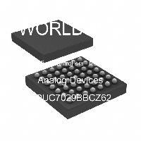 ADUC7029BBCZ62 - Analog Devices Inc